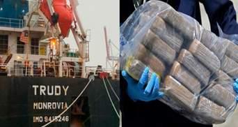 У Франції затримали судно з кокаїном, в екіпажі – українець, – МЗС