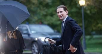 Пришли с обысками: канцлера Австрии подозревают в коррупции