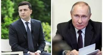 Росія висунула Києву свої умови зустрічі Зеленського й Путіна