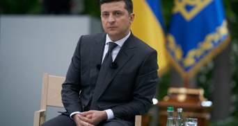 """Україні потрібен чіткий механізм, що гарантуватиме безпеку, – Зеленський про """"Північний потік-2"""""""