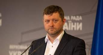 Олександр Корнієнко став першим віцеспікером Верховної Ради