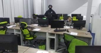 В Украине действовала международная мошенническая схема: убытки иностранцев около 7,5 миллионов