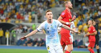 Динамо оштрафували на круглу суму після матчу з Вересом
