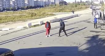 На Софийской Борщаговке под Киевом за день дважды напали на темнокожего автомойщика