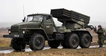 """Бойовики розмістили """"Гради"""" та гаубиці у житлових районах Донбасу, – ОБСЄ"""