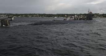 Зазнав пошкоджень: підводний човен США зіткнувся з невідомим об'єктом у Південнокитайському морі