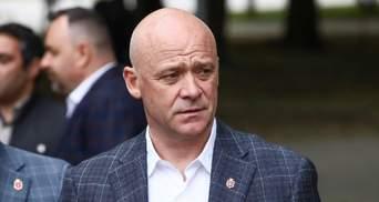 Таких денег у мэра нет, – Труханов сыронизировал относительно своей меры пресечения