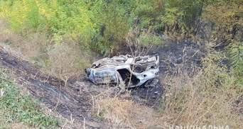 Моторошна ДТП у Запорізькій області: згоріли 2 автівки, є жертви