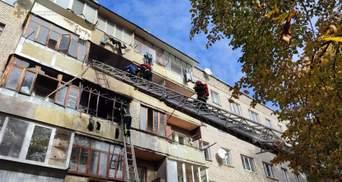 Мав проблеми з психікою: на Львівщині чоловік підірвав власну квартиру