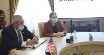 У США позитивно оцінили боротьбу з антисемітизмом в Україні