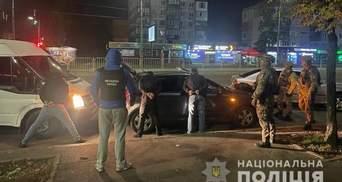 В Киеве задержали вооруженных клофелинщиков, убивших мужчину