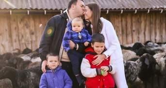 Дружина Григорія Решетника замилувала новим сімейним фото