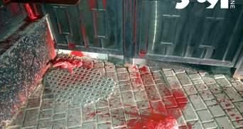 """В Одессе """"разрисовали"""" здание консульства России: фото инцидента"""