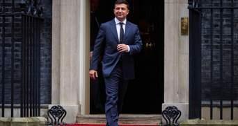 Прокол в Лондоне: украинские критики Зеленского оказались российскими агентами