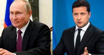 """Повестка дня будет отличаться от """"нормандской"""", – Кремль о встрече Путина и Зеленского"""