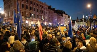 Правила ЕС теряют приоритет на территории Польши