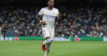 Основний захисник Реала уникнув серйозної травми та зіграє з Шахтарем у Лізі чемпіонів