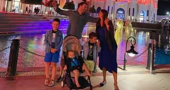 Дружина Григорія Решетника показала, як проходить відпустка в Туреччині: сімейні фото