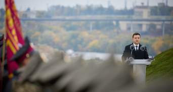 Зеленський присвоїв почесні найменування військовим підрозділам: фото з церемонії