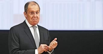 Росія образилася на спільну заяву України та ЄС, в якій її назвали агресоркою