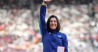 Плакала від щастя, – легендарна легкоатлетка зворушливо привітала з Днем захисників України