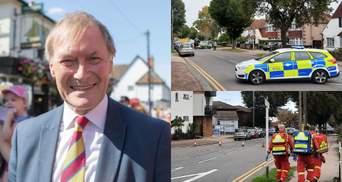 Резня в церкви: британского депутата убили на встрече с избирателями