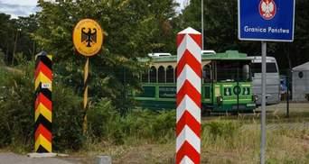 В Германии требуют ввести контроль на границе с Польшей: все из-за нелегалов