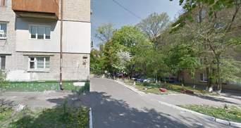 В Киеве коренастый подвыпивший мужчина сломал нос 14-летнему парню