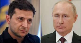 Россия о готовности Зеленского встретиться с Путиным: в Киеве звучат разные заявления