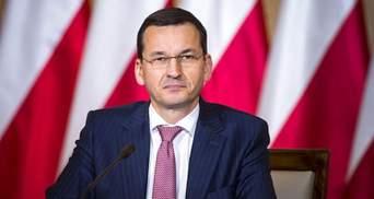 Вы же строите Северный поток-2, – премьер Польши обвинил Германию в повышении цен на газ
