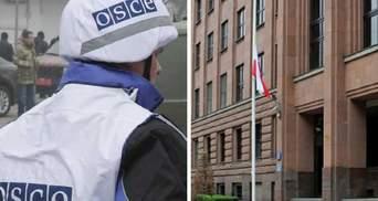 Захват сотрудников ОБСЕ в Горловке может осложнить работу миссии, – МИД Польши