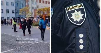 Фейковое заминирование в Одессе: полиция задержала подозреваемую