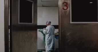 На Тернопольщине от коронавируса умер младенец: об инфекции не знали