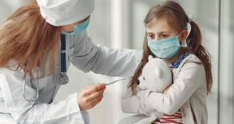 Весной такого не было, – врач рассказал, сколько детей болеет COVID-19