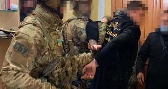 Координували з Росії: СБУ викрила картель рекетирів