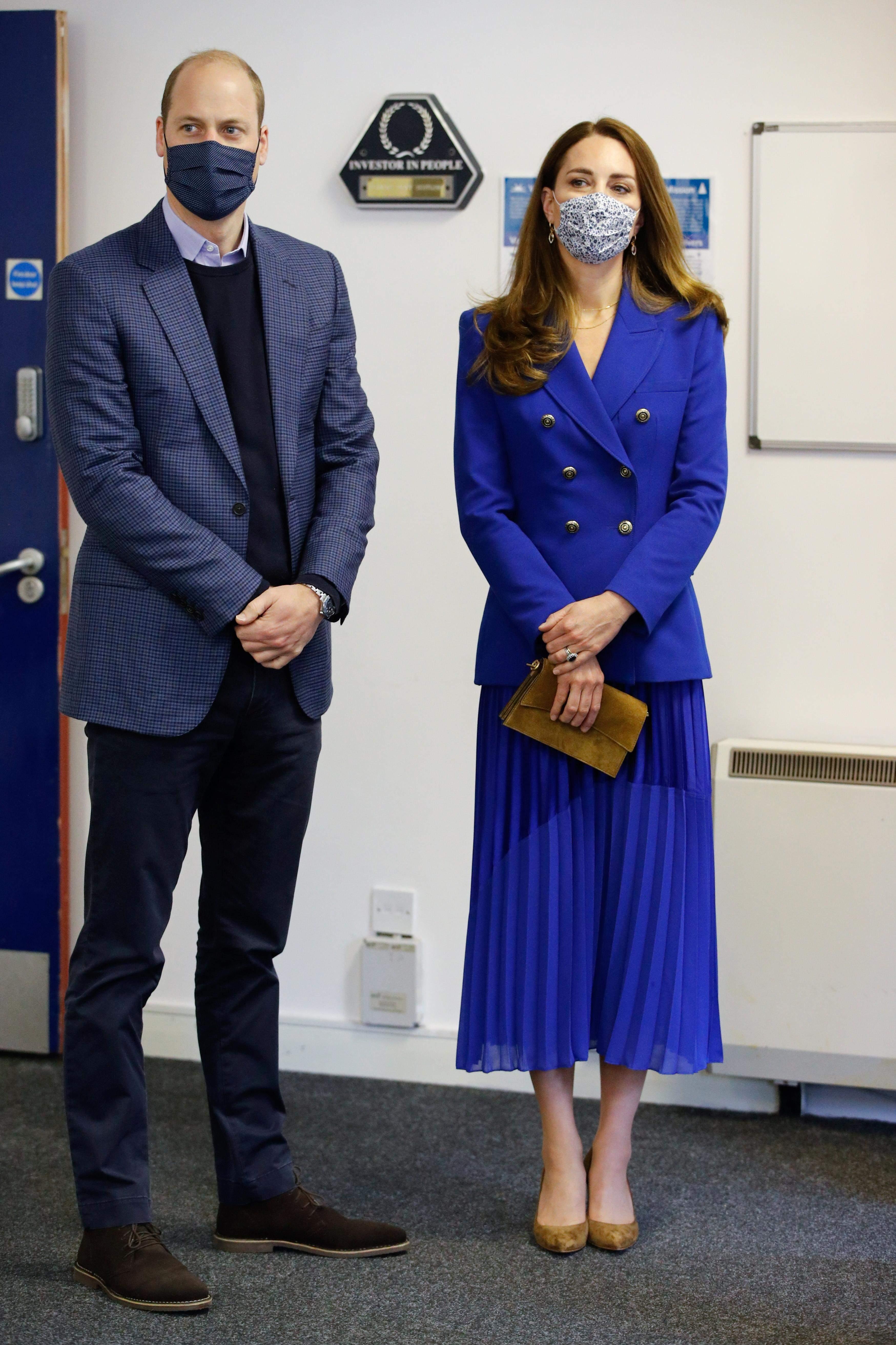 Кейт Міддлтон і принц Вільям у Шотландії