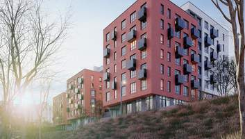 Дизайнерський хол і скандинавські цінності: 6 особливостей нового ЖК HYGGE