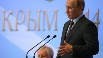 Как в России конституцию переписывали под Крым, или Тупик Кремля