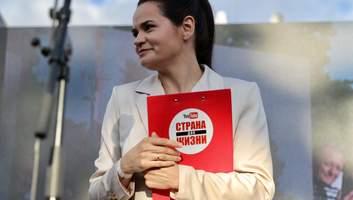Что известно о Светлане Тихановской: главной оппонентке Лукашенко на выборах в Беларуси