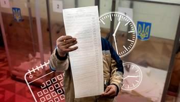 Другий тур виборів в Україні пропонують відкласти: чи можливо це