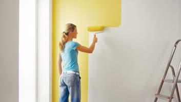 Краска или обои: что выбрать для квартиры и дома