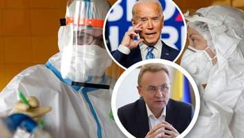 Предупреждение для Украины с США, узурпация власти во Львове и COVID-решения УЕФА: блоги недели