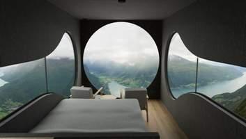 """У Норвегії туристам пропонують пожити в """"шпаківнях"""" із розкішним краєвидом на фіорди: ціна"""