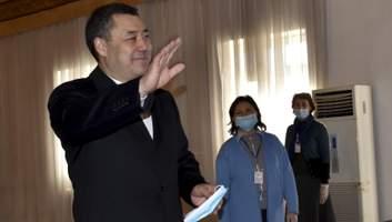 Хан Садир Жапаров: біографія президента Киргизстану