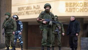 День оккупации Крыма: как Россия захватывала украинский полуостров