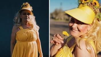 Завжди молода: розкішний фотопроєкт про найяскравішу бабусю Бердичева