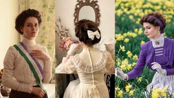 Удивительное перевоплощение: девушка из Винницы носит одежду XIX века