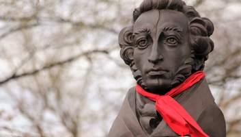 Мы воюем не с Пушкиным, а с Путиным