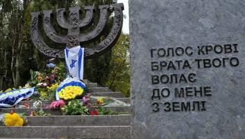 Вбивали за етнічну приналежність: чому правда про Голокост важлива для України