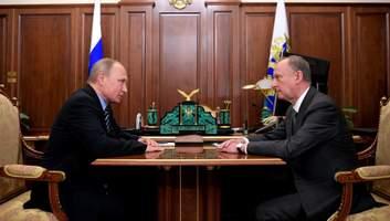Чому секретар Радбезу РФ Патрушев їде в Крим